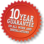 4 year guarantee on tile and stone